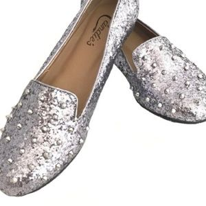 Metallic candies for with studs